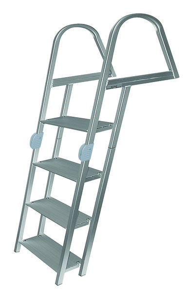Err 4 Step Folding Pontoon Dock Ladder Boat Ladder Central
