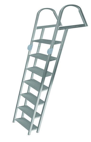 Err 7 Step Folding Pontoon Dock Ladder Boat Ladder Central